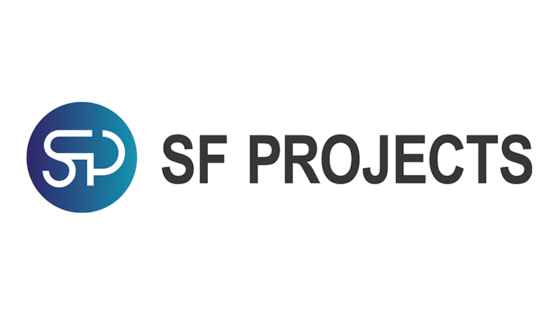 Logo SF Projects GmbH